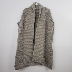 Sole Society Chunky Oversized Cardigan Sweater